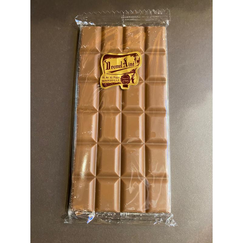 Tablette de chocolat au...