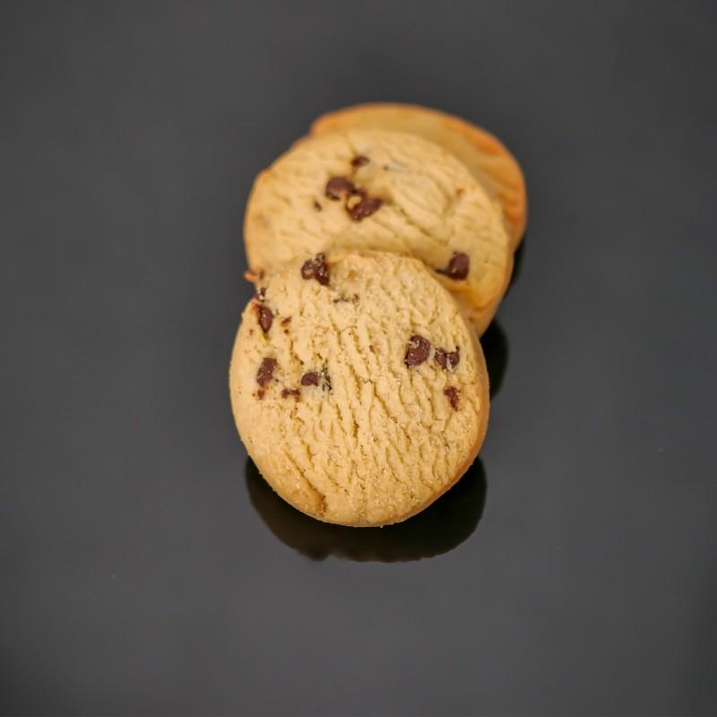 Palets aux Pépites de Chocolat