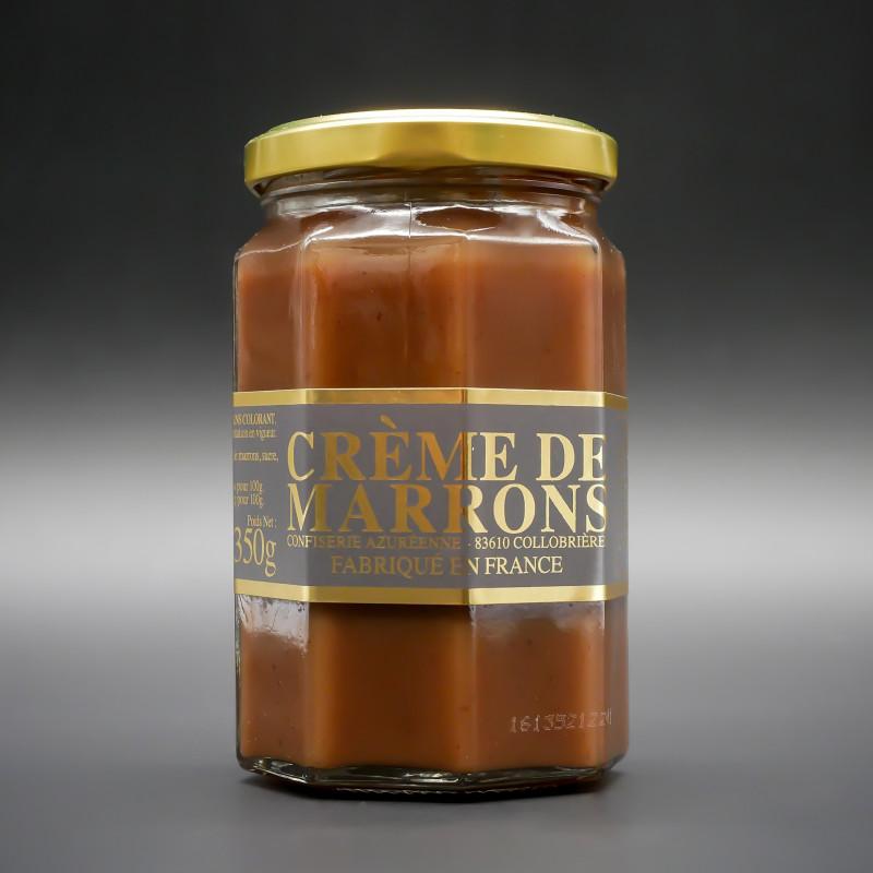 Crème de marrons de...