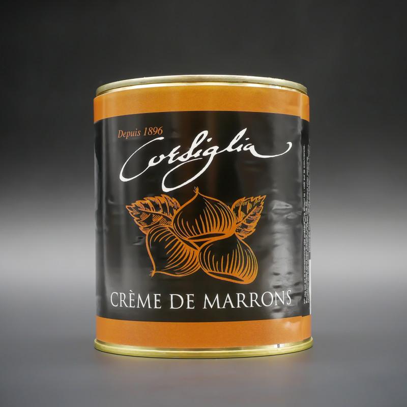 Crème de marrons Corsiglia...