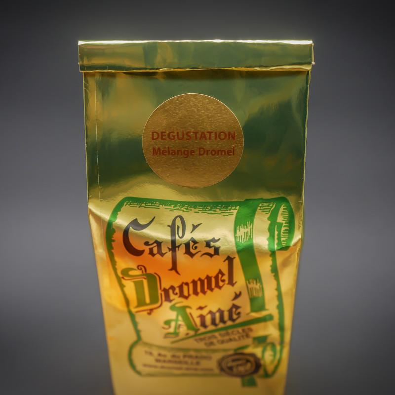 Café - Dégustation DROMEL...